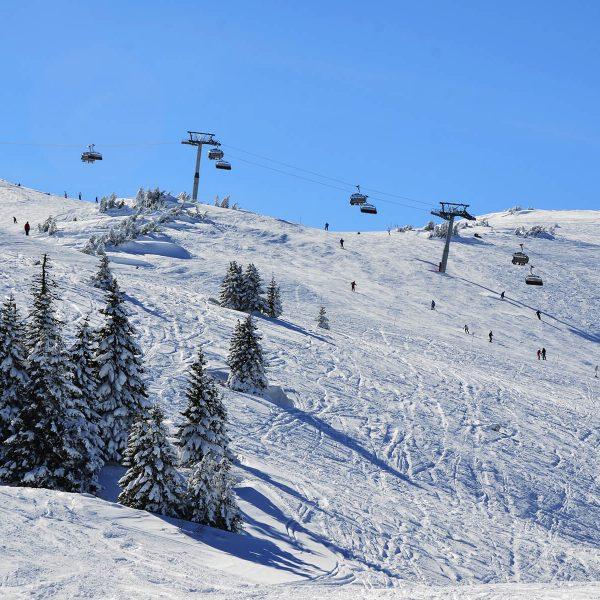 Skijaši na Jahorini