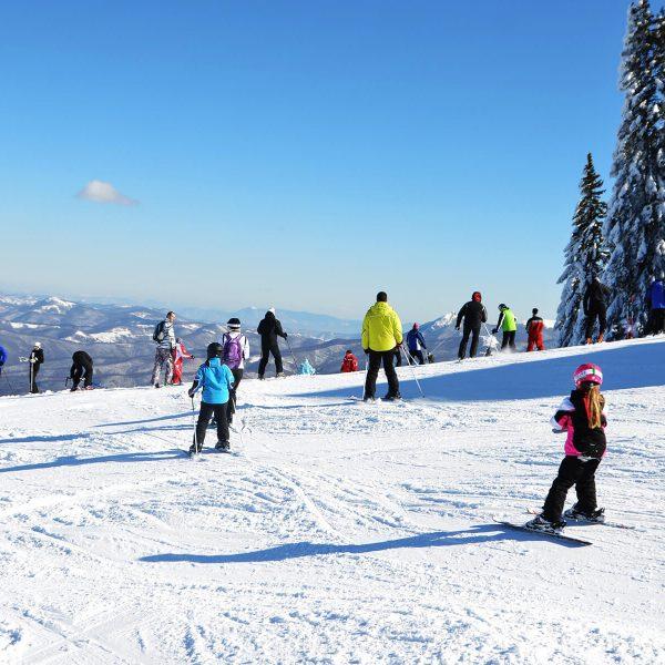 Sa skijaške staze