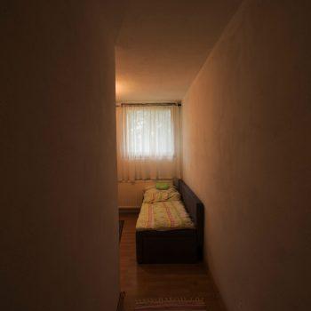 Ogorjelica studio - hodnik